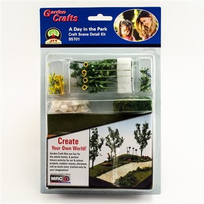 0595701 GARDEN CRAFTS: A Day in the Park