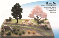 0595715 CRAFTSCAPE DIY: HILLSIDE SCENE KIT