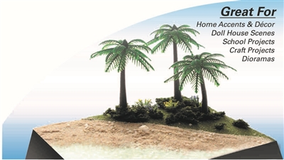 0595719 CRAFTSCAPE DIY: TROPICAL BEACH KIT