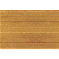 0597410 PATTERN SHEETS, Wood Planking, N-scale (1:200) 2/pk