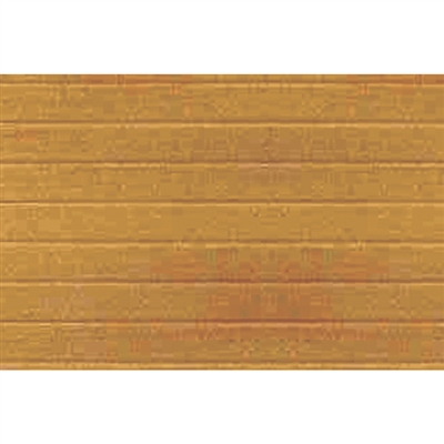 0597411 PATTERN SHEETS, Wood Planking, HO-scale (1:100) 2/pk