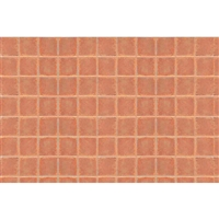 0597417 PATTERN SHEETS, Square Tile, Arch. 3/16 2/pk