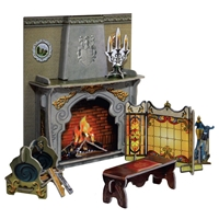 A SET OF FURNITURE: FIRE