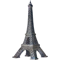 THE EIFFEL TOWER    SILVER