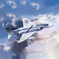 12305 F-4J VF-84 JOLLY ROGERS