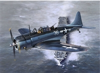"12329 1/48 USN SBD-5 "" Battle of the Philippine Sea"""