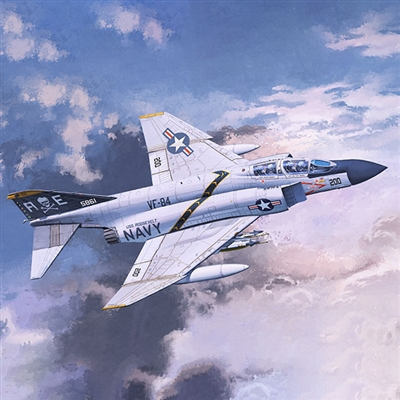 "12529 F-4J ""VF-84 Jolly Rogers"""