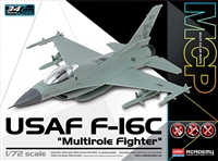 "12541 F-16C USAF ""Multirole Fighter"" MCP"
