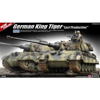 "13229 GERMAN KING TIGER ""LAST PRODUCTION"""