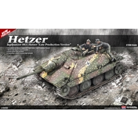 "13230 JAGDPANZER 38(t) HETZER ""Late Production Version"""