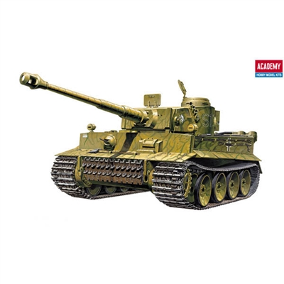 13264 TIGER I (EARLY)     EXTERIOR MODEL
