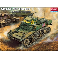 13269 M3A1 STUART US LIGHT TANK