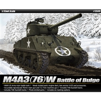 "13500 M4A3 (76)W ""Battle of the Bulge"""