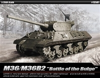 13501 U.S. ARMY M36/M36B2 BATTLE OF THE BULGE