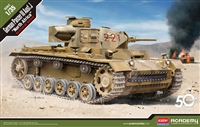 "13531 1/35 German Panzer III Ausf. J ""North Africa"""