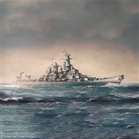 14223 USS Missouri BB-63 Modeler's Edition