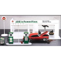 15122 JOE'S POWER PLUS SERVICE STATION