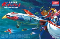 15776 New God Phoenix (Gatchaman II) with LED Module Set