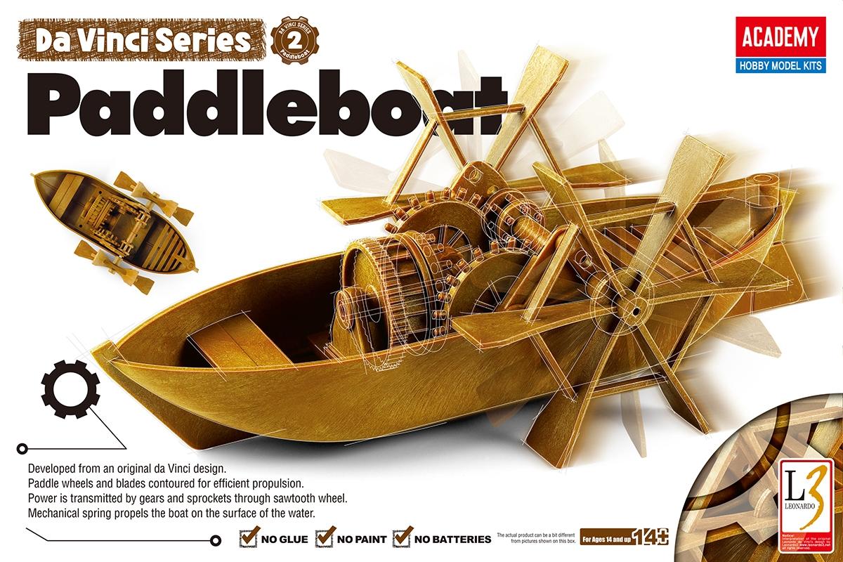 18130 da vinci paddleboat