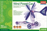 18140 WIND POWERED CAR