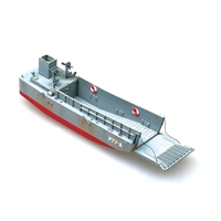 34901 USN Vehicle Landing Craft LCM3