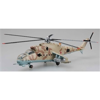 "37035 1/72 Mi-24 ""White 03"" Russian Air Force"