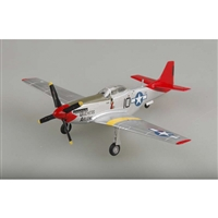 "39201 1/72 P-51D Mustang ""Red Tails"" Tuskegee Airmen"