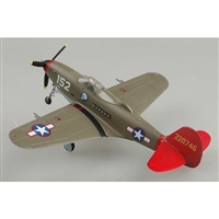 "39203 1/72 P-39Q Airacobra ""Red Tails"" Tuskegee Airmen"