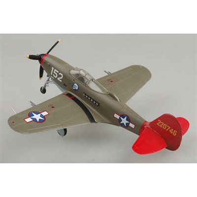 "39203 P-39Q Airacobra ""Red Tails"" Tuskegee Airmen"