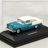 452617503 1955 Chevy Bel Air Blue/White