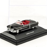 452617603 1953 Cadillac Eldorado Black w/Red Interior