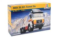550756 1/24 MAN 26.321 Formel Six