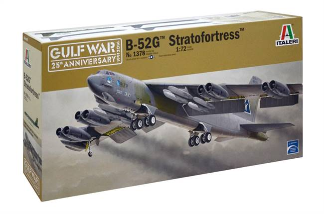 "551378 1/72 B-52G Stratofortress ""Gulf War"""
