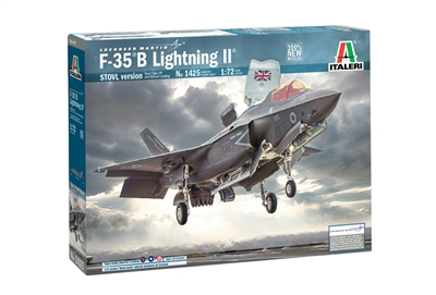 "551425 1/72 F-35B ""Lightning II"" V/STOL Version"