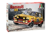 553652 1/24 Renault R5 Alpine Rally