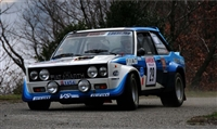 553662 1/24 Fiat 131 Abarth Rally