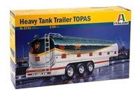"553731 1/24 Heavy Tank Trailer ""TOPAS"""