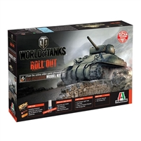 5537503 1/35 World of Tanks: M4 SHERMAN