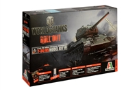5537509 1/35 World of Tanks: T-34/85