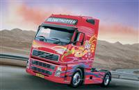 553821 1/24 Volvo FH16 Globetrotter XL