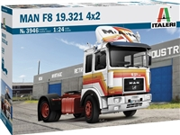 553946 1/24 MAN F8 19.321 2-Axle Tractor