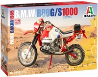 554641 1/9 BMW R80 - G/S 1000 Paris-Dakar 1985