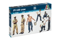 555618 1/35 PT109 Crew and Accessories