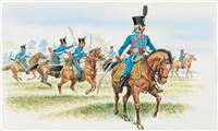 556008 1/72 Napoleonic Wars: French Hussars