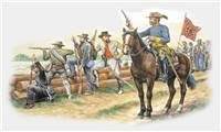 556014 1/72 Confederate Troops