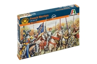 556026 1/72 French Warriors (100 Years War)