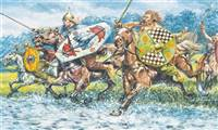 556029 1/72 Celts Cavalry