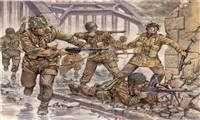 556034 1/72 WWII British Paratroopers