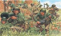 556046 1/72 WWII American Infantry