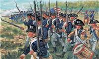 556060 1/72 Am.Indep.Wars 1776 - American Infantry